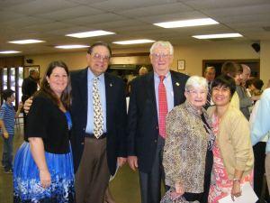 Shiela, Bob, Fred, Helen & MaryAnn