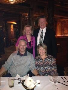 Retirement / Friends Dinner