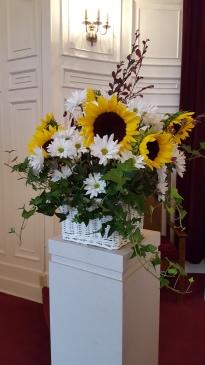 CPC Sunflower Arrangement